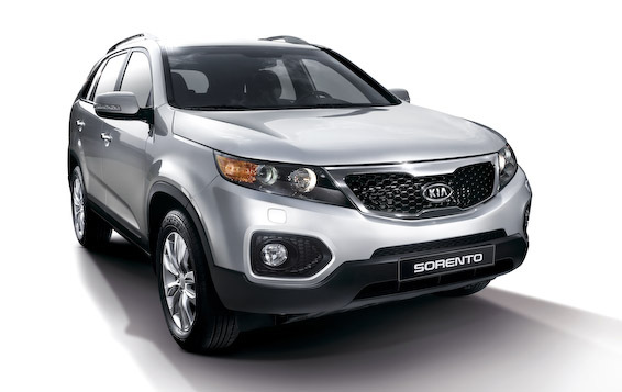 Kia Sorento SUV 4x4 7 places