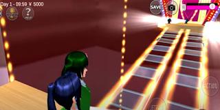 ID Jembatan Squid Game Di Sakura School Simulator
