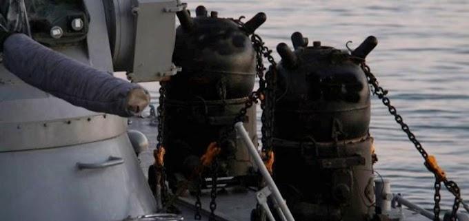 Унитазный флот глубинного минирования