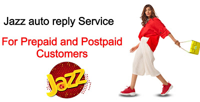 jazz auto reply Service
