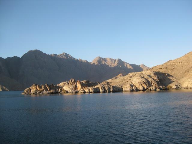 Fjorde von Musandam, Oman