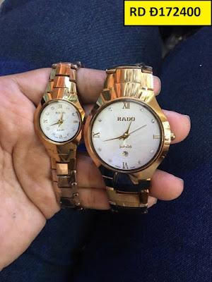 đồng hồ cặp đôi Rado Đ172400