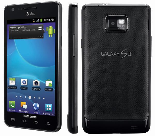 Samsung s2 rom stock