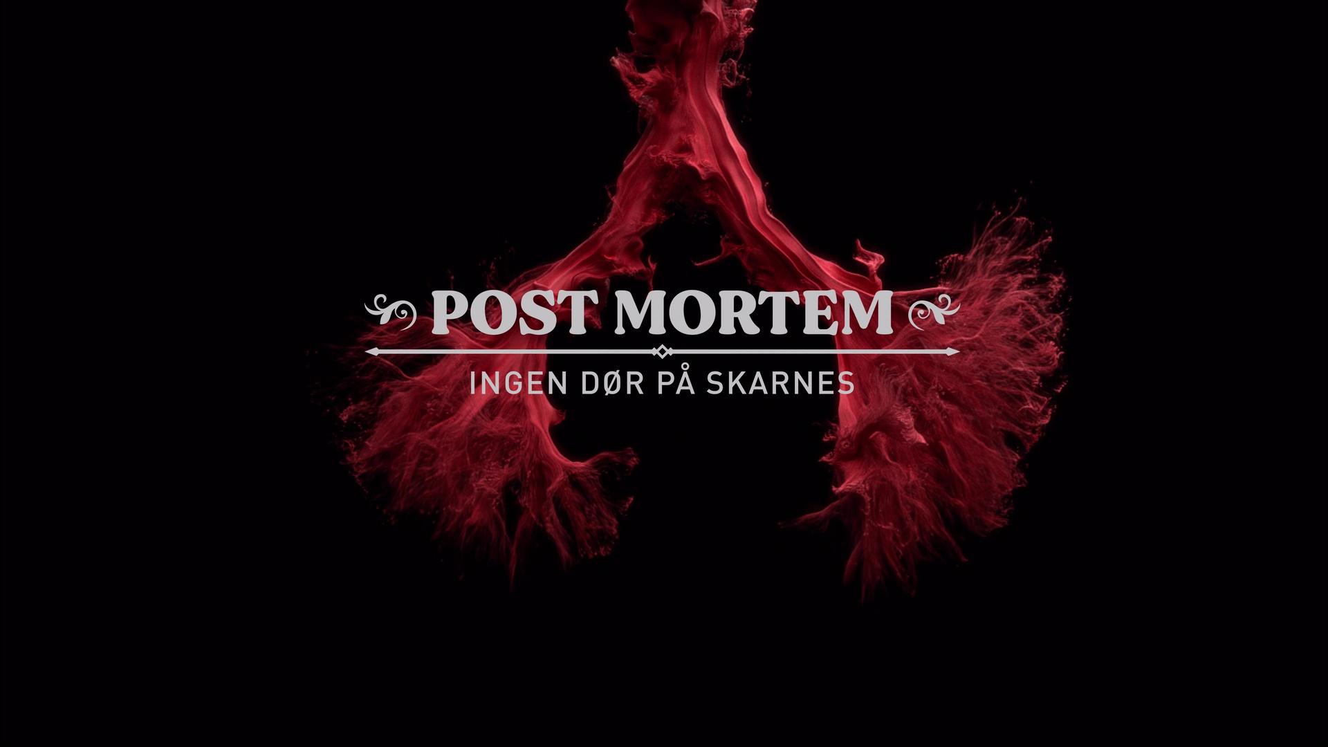 Post mortem: Nadie muere en Skarnes (2021) Temporada 1 1080p WEB-DL Latino