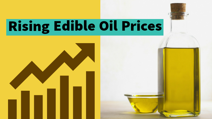 Rising Edible Oil Prices in India