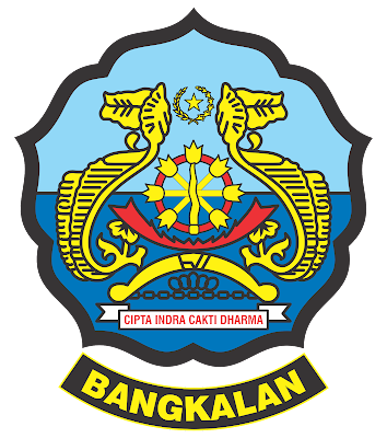 logo kabupaten bangkalan, logo kab bangkalan, bangkalan