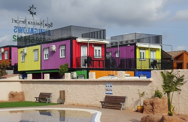 Casas contenedores - Casas en contenedores marinos ...
