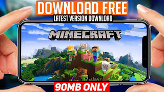 DOWNLOAD MINECRAFT NEW UPDATE APK FREE ANDROID