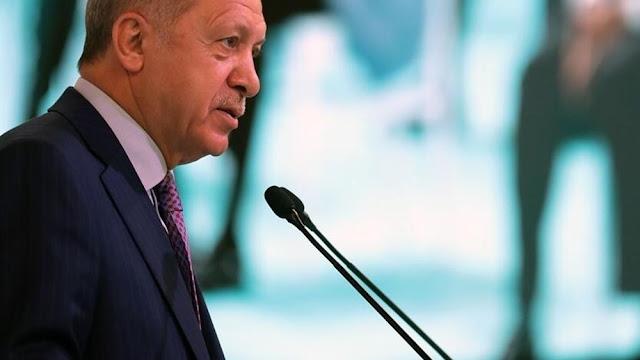 Ερντογάν: Η Ελλάδα προκαλεί