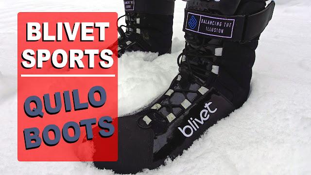 Fatbike Republic Blivet Sports Quilo Boots Review Fat Bike