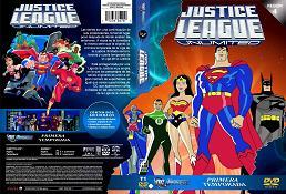 Justice League Unlimited Season 1 - Temporada 1