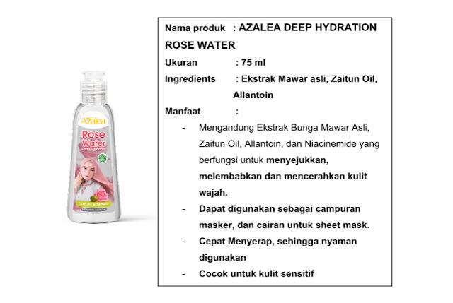 brand lokal Azalea