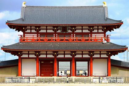 Nara main gate
