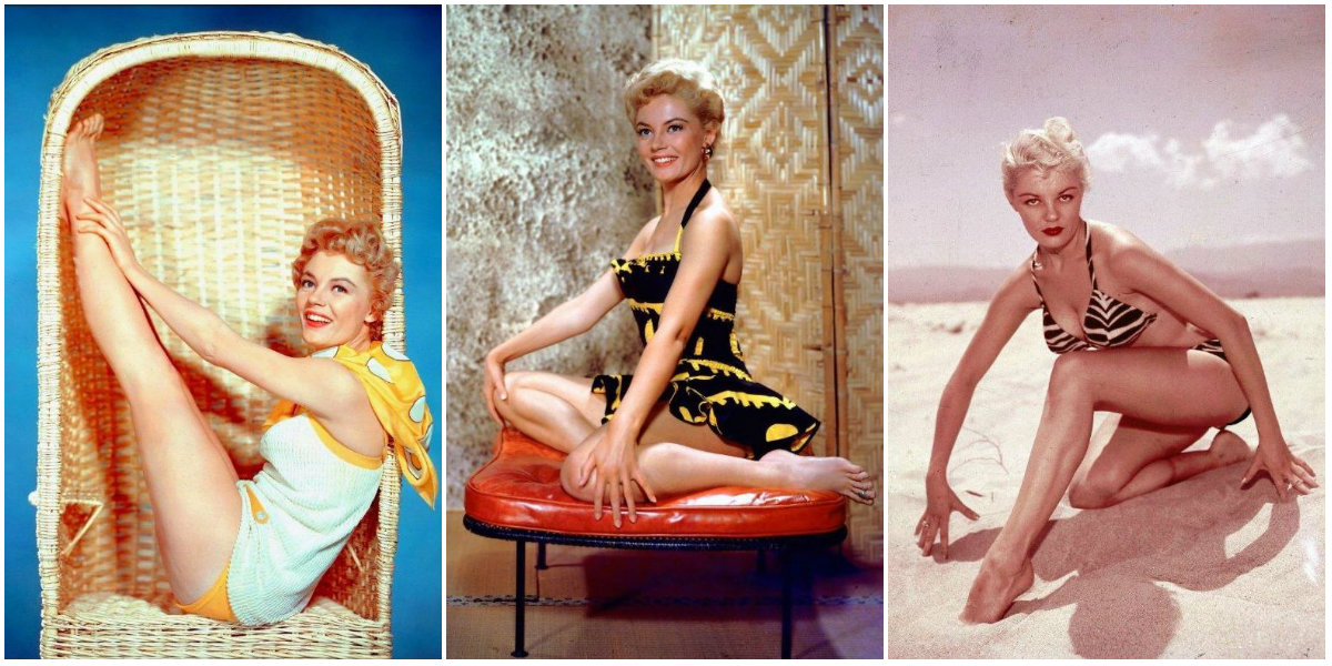 The Woman Who Would Be Marilyn: 20 Amazing Kodachrome Photos of Sheree North in the 1950s