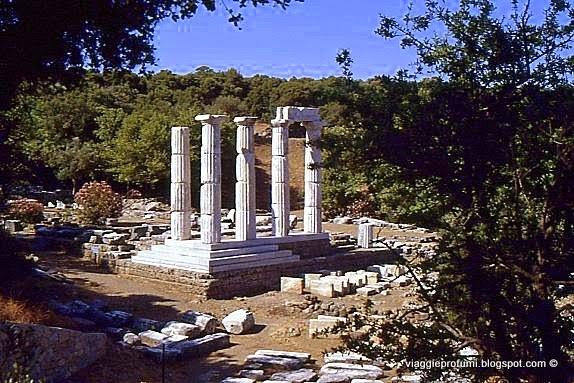 Samotracia, Santuario dei Grandi Dei