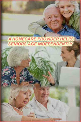 A Homecare Provider Helps Seniors Age Independently, Seniors Age