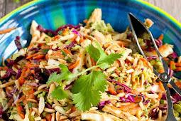 ★★★★★     Thai Chicken Salad Recipe