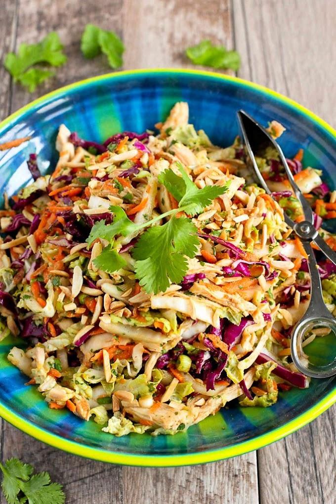 ★★★★★ |   Thai Chicken Salad Recipe