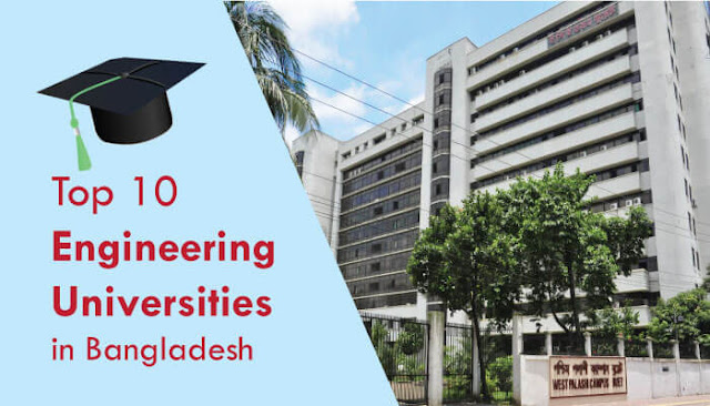 Top Ten Engineering Universities in Bangladesh
