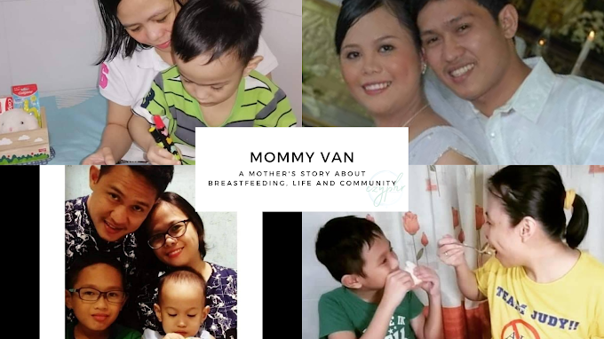 Mommy Van: A Mother's Story about Breastfeeding, Life and Community | Lifestyle 2020