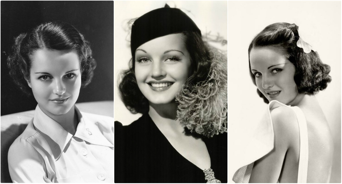 1931 WAMPAS Baby Star: 45 Glamorous Photos of Rochelle Hudson in the 1930s and '40s