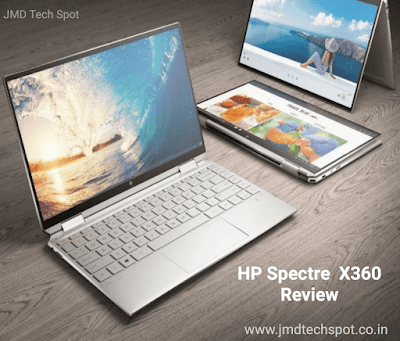 HP Spectre X360 Review 2020