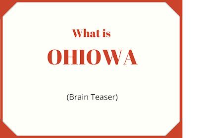 OHIOWA