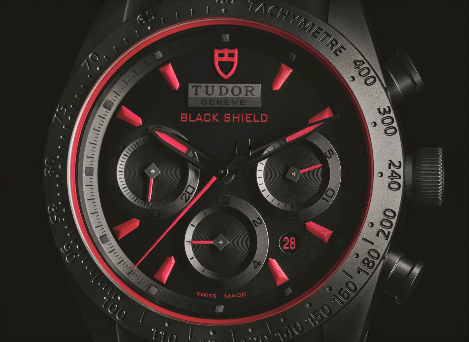 Tudor Fastrider Black Shield5