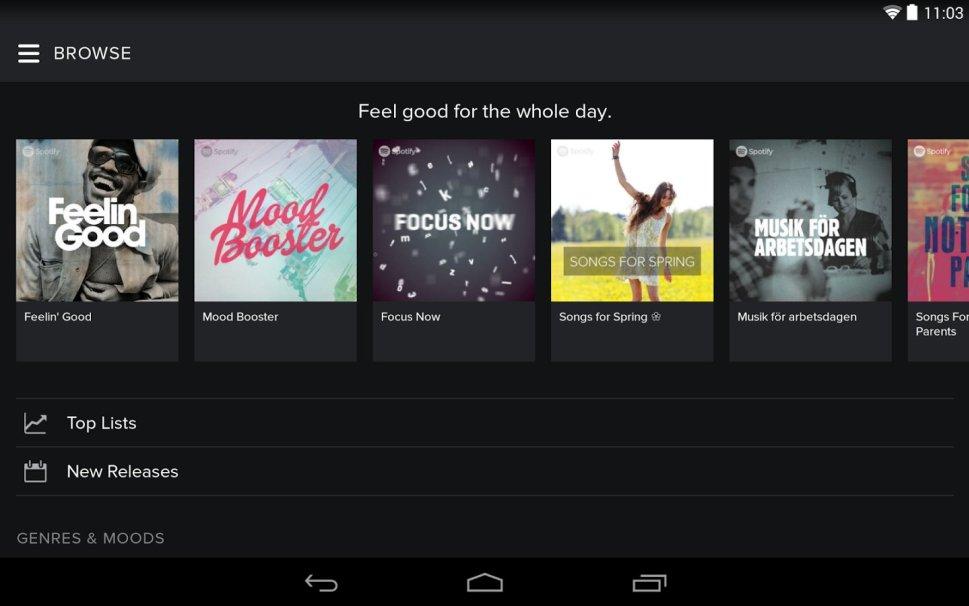 Spotify Music Premium v8 4 30 688 Mega Mod APK is Here !
