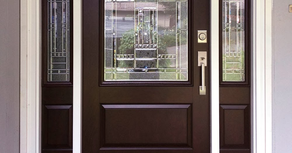 In Real Life Preston Entry Door