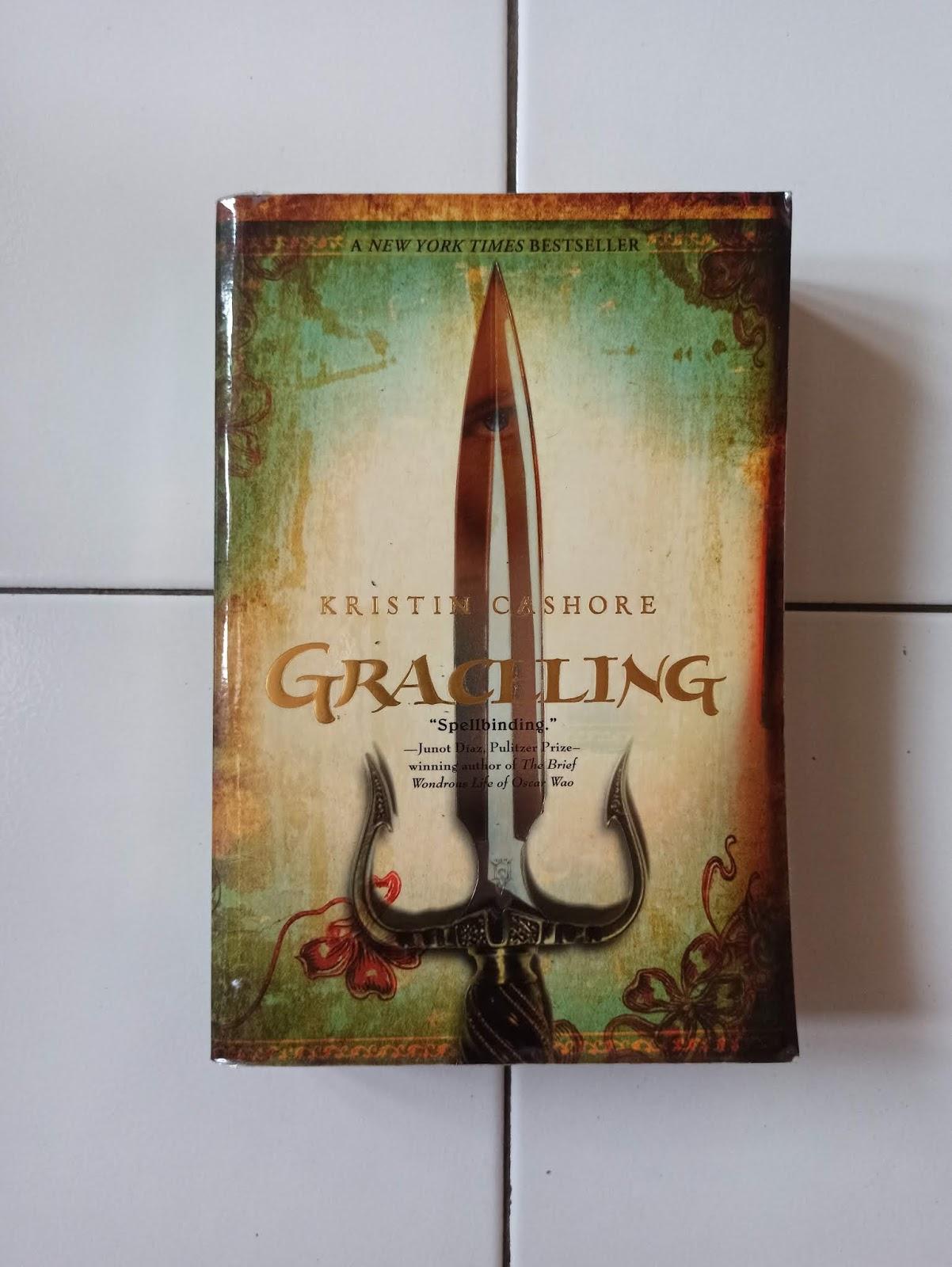 Buku Import Graceling
