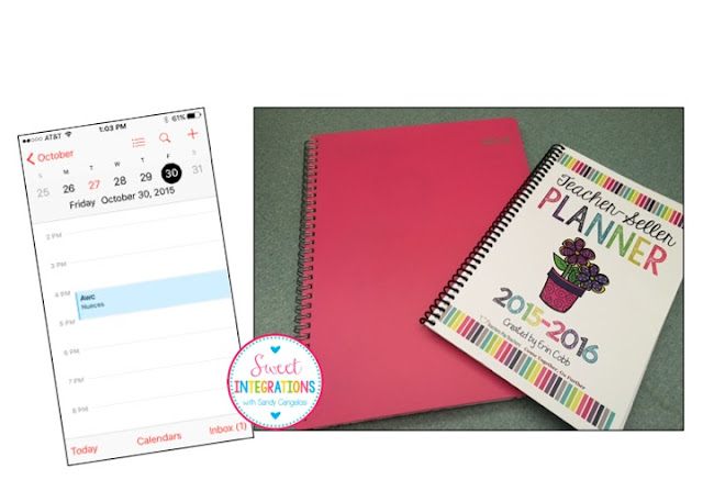 Calendars to Stay Organized
