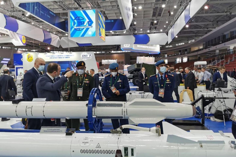 UAE Ministry of Defense participates in MILEX 2021 in Minsk