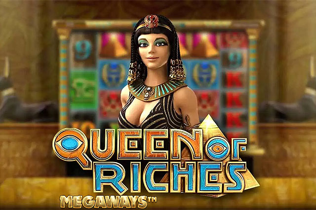 ULASAN SLOT QUEEN OF RICHES MEGAWAYS (BIG TIME GAMING) | RTP 96,90%