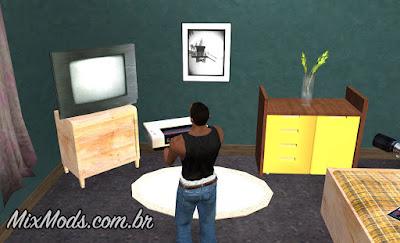 gta sa san furniture mod houses buy comprar móveis casa