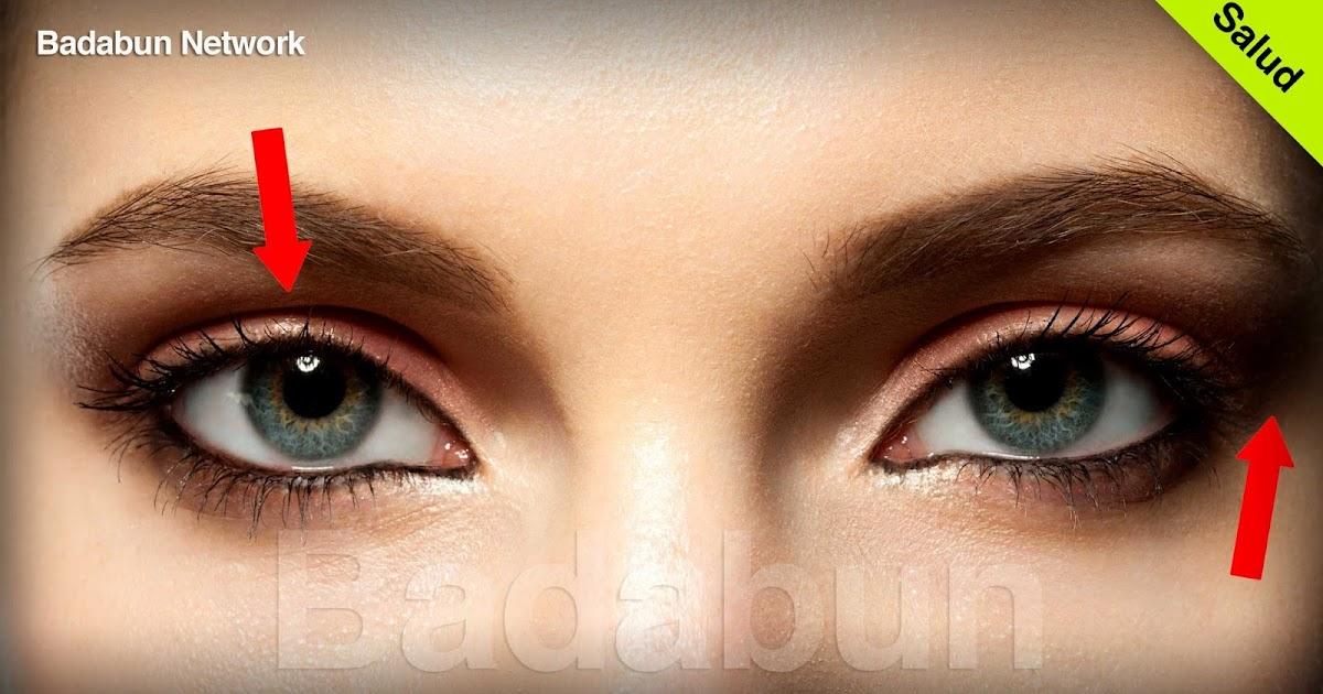 cejas ojos protegen luz visión