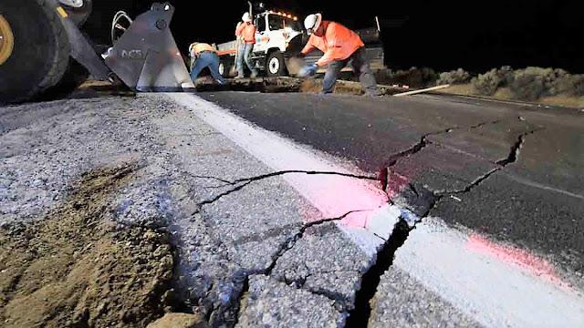Силно земетресение удари Иран (ВИДЕО)