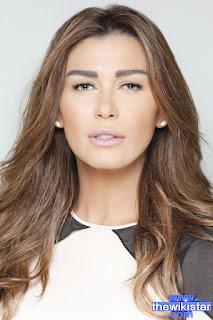 نادين الراسي (Nadine Al Rassi)، ممثلة لبنانية