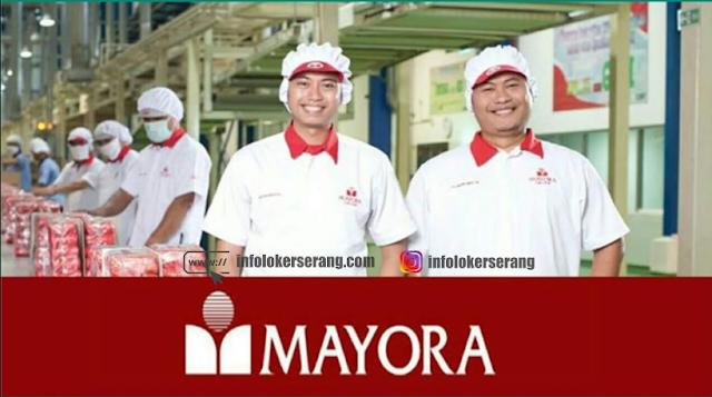 Lowongan Kerja Unit Head QC dan Section Head QC PT. Tirta Fresindo Jaya (Mayora Goup)