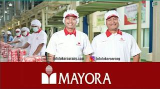 Lowongan Kerja Section Head Quality Control PT. Mayora Indah Tbk Tangerang Cilegon