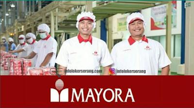 Lowongan Kerja Administrasi PT. Mayora Indah Tbk Tangerang