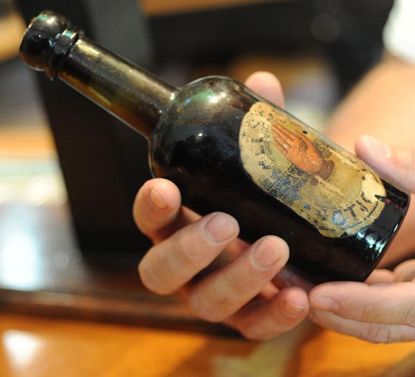 เบียร์ที่แพงที่สุดในโลก Arctic Ale (7.89 เหรียญต่อมล.)