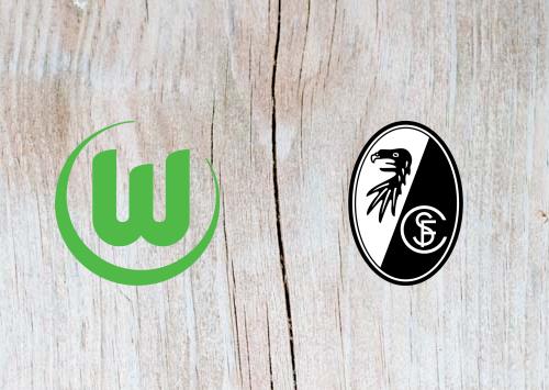 Wolfsburg vs Freiburg - Highlights 22 September 2018