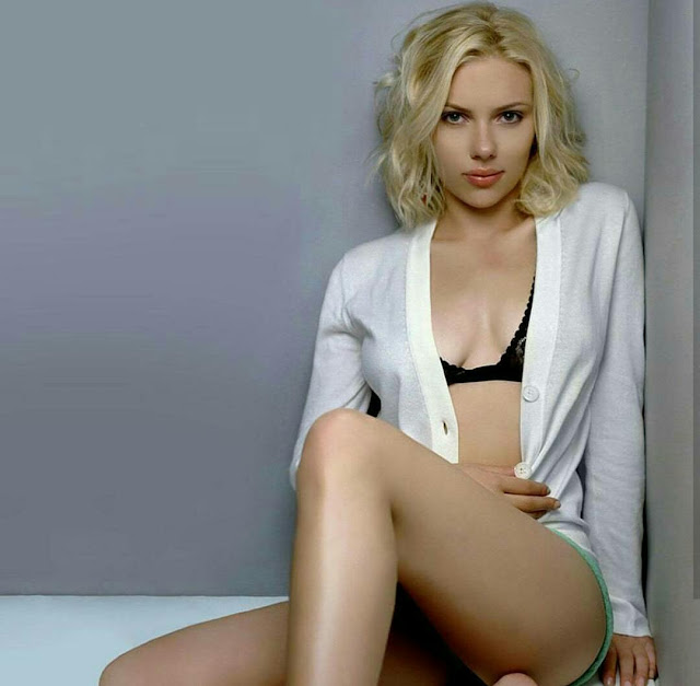 Scarlett Johansson Hot Sexy Wallpaper 2020
