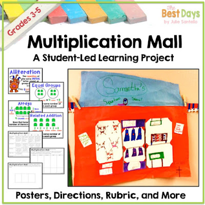 Multiplication Mall project