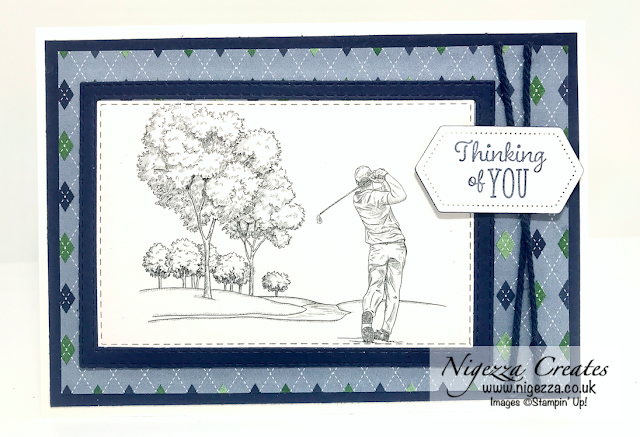 Nigezza Creates with Stampin' Up! Country Club