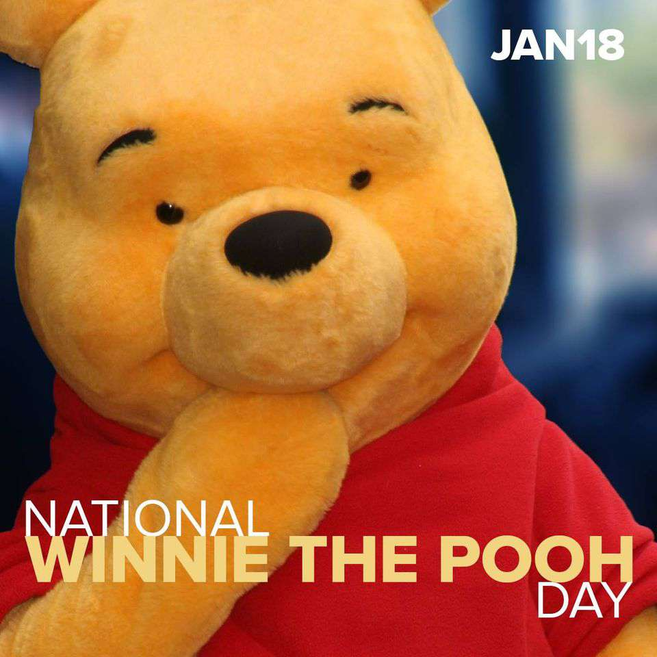 National Winnie the Pooh Day Wishes Lovely Pics