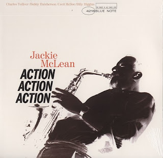 Jackie McLean, Action