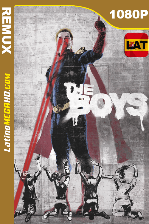 The Boys (2019) Temporada 01 Latino HD BDREMUX 1080P ()