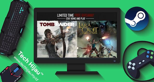 Thumbnail Tomb Raider Gratis - Tech Hijau™